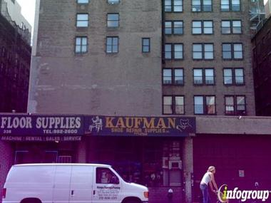 Kaufman Shoe Repair Supplies