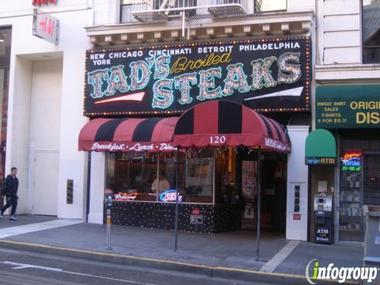 Tad's Steak Restaurant Inc