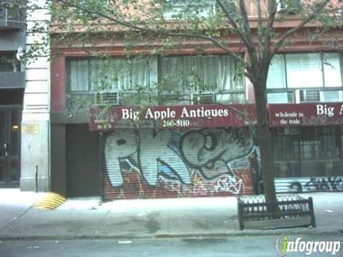 Big Apple Antiques Inc