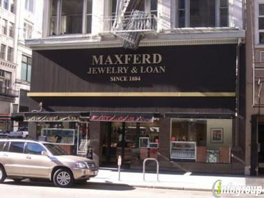 Maxferd Jewelry &amp; Loan