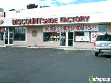 Discount Shoe Factory