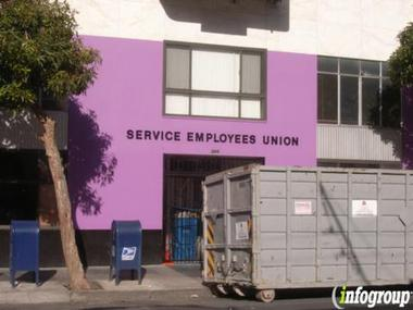 Service Employees Intl Union