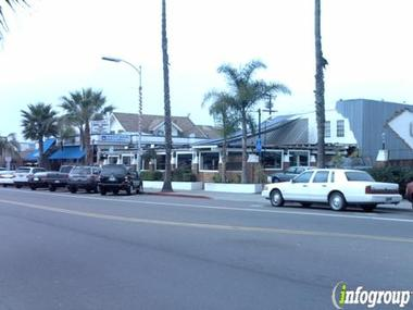 Pacific Beach Bar &amp; Grill