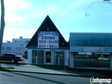 Old Coin Shop