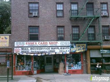 Essex Card Shop Inc