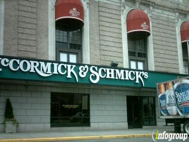 Mccormick &amp; Schmick&#039;s Seafood Park Plaza