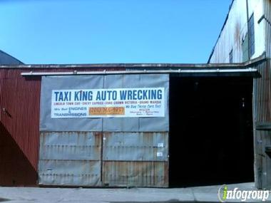 Taxi King Auto Wrecking