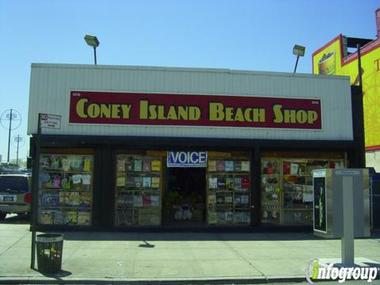 Coney Island Beach Shop