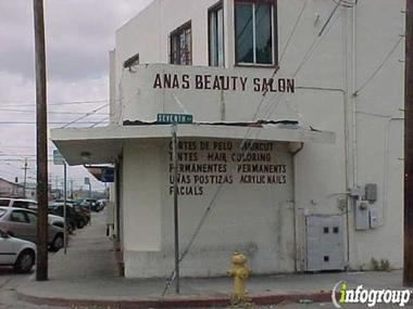 Anna&#039;s Beauty Salon