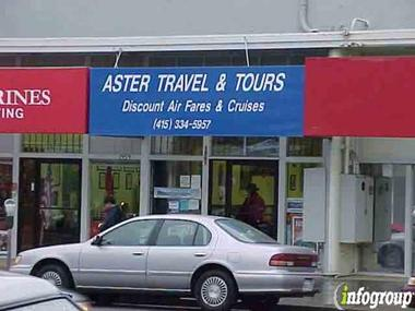 Aster Travel Agency Inc