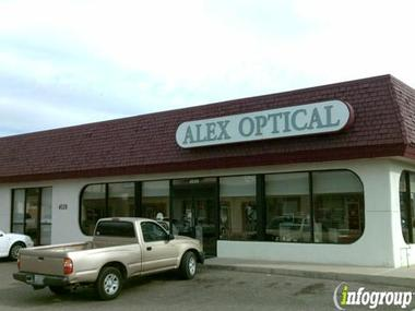 Alex Optical, Inc