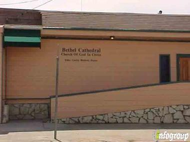 Bethel Cathedral Church Of God