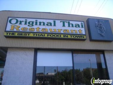 Original Thai Restaurant