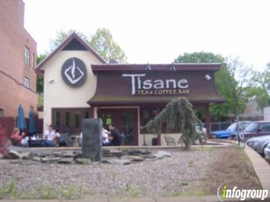 Tisane Tea &amp; Coffee Bar