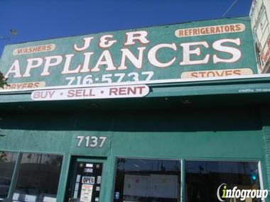 J&R Appliances
