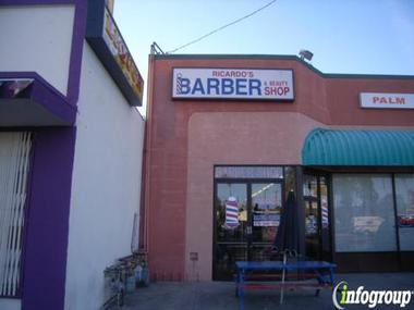Ricardo's Barber Beauty Shop