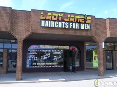 Lady Jane&#039;s Haircuts For Men