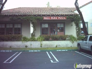 Ball Park Pizza
