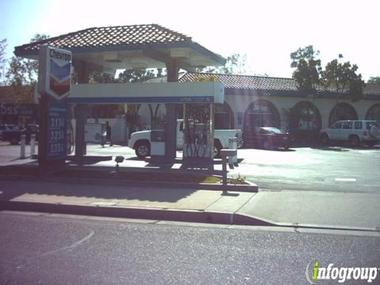 San Juan Chevron Svc Station