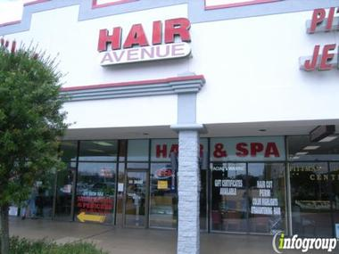 Hair Avenue &amp; Spa