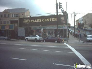 Surplus Value Center