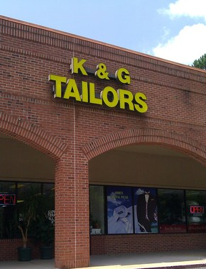 K &amp; G Tailors
