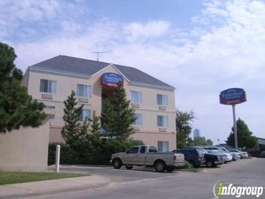 Fairfield Inn By Marriott Dallas Market Center