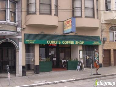 Curly&#039;s Coffee Shop