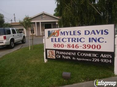 Myles Davis Electric Inc