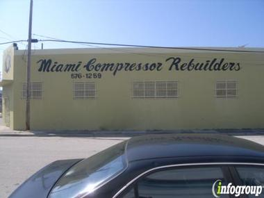 Miami Compressor Rebuilders