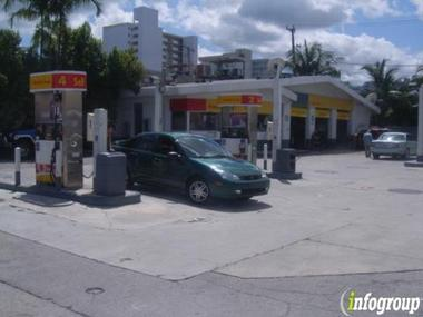 Alton Road Shell Station