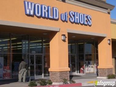 World Of Shoes Inc