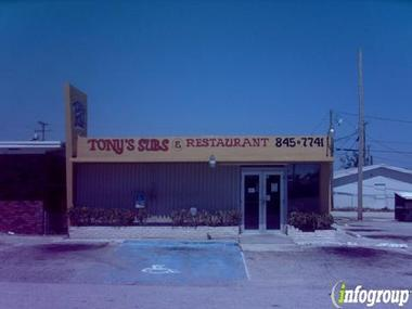 Tony's Subs & Restaurant Inc