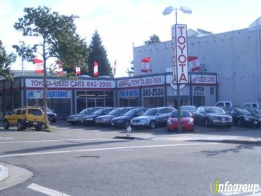 Berkeley Toyota Used Cars