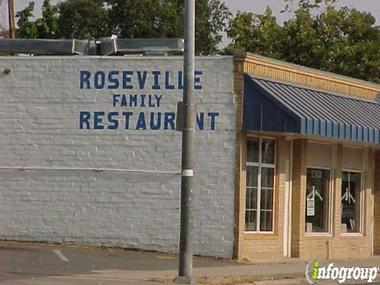 Roseville Family Restaurant