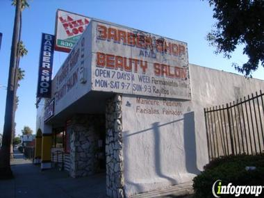 Haydee's Barber Shop & Beauty