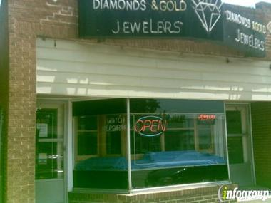 Diamonds & Gold Jewelry