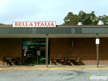 Bella Italia Pizzeria