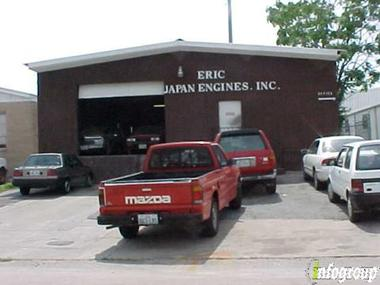 Eric Japan Auto Engines INC