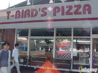 T-Bird&#039;s Pizza