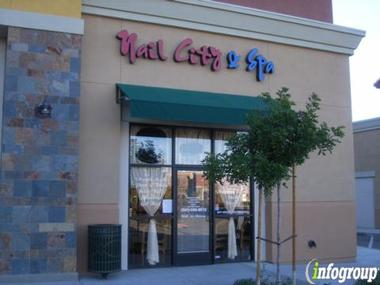 Nails City &amp; Spa