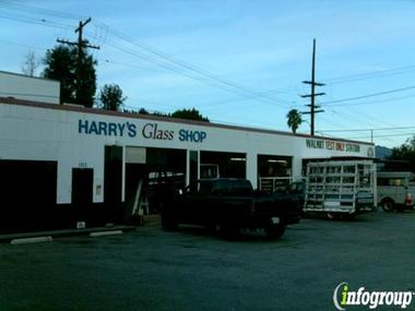 Harry's Glass Shop