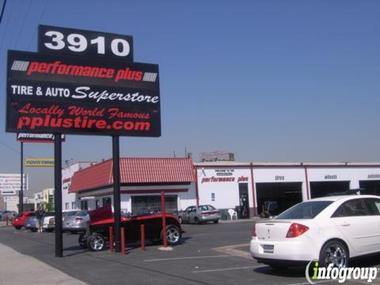 Performance Plus Tire And Automotive Centers