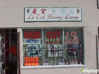 Le Coif Beauty Lounge