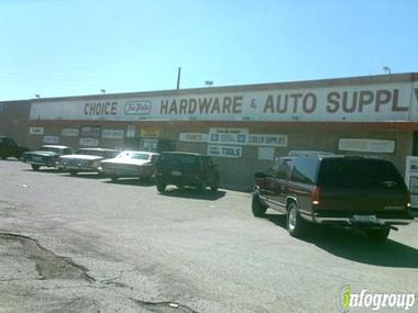 Choice Hardware & Auto Supply
