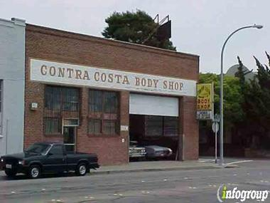 Contra Costa Body Shop