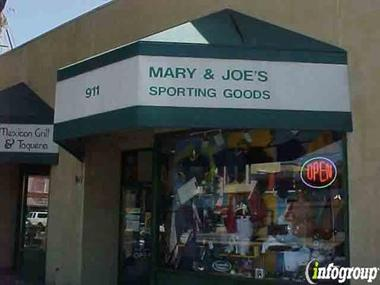 Mary & Joe's Sporting Goods