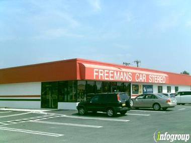 Freeman&#039;s Stereo Video