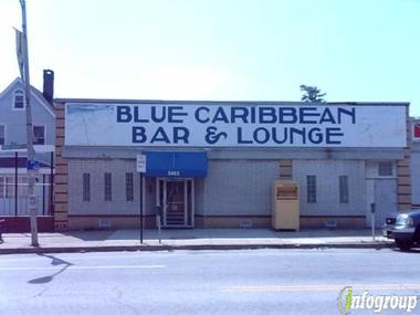 Blue Caribbean Bar & Lounge