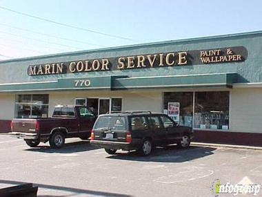 Marin Color Service